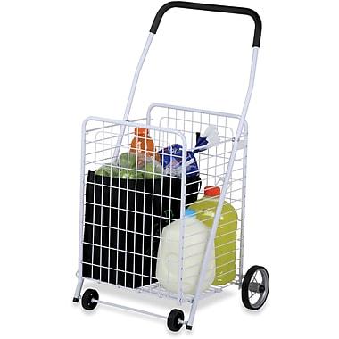 Honey-Can-Do International CRT-01513 Four Wheeled Utility Cart, White