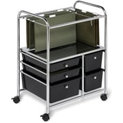 Honey Can Do® 5-Drawer Hanging File Cart