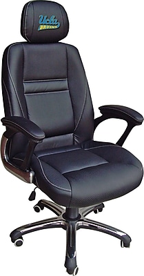 Wild Sports NCAA Leather Executive Chair, UCLA Bruins