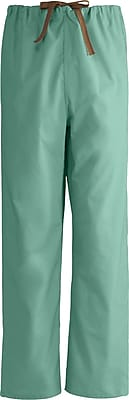 Medline Unisex Medium Reversible Scrub Pants, Jade (649MJSM)