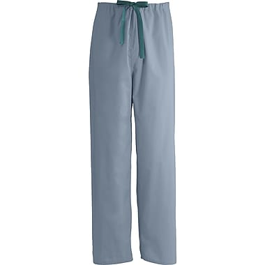 Encore™ Unisex Rev Drawstring Scrub Pants, Misty Green, MDL-CC, Large, Reg Length
