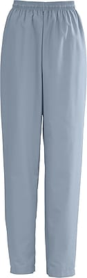 Medline AngelStat Women 3XL Elastic with Draw Cord Scrub Pant, Misty Green (854NTZXXXL)