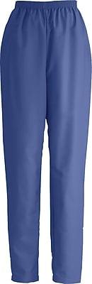 Medline ComfortEase Women XS Elastic Waist Scrub Pant, Mariner Blue (8850JMBXS)