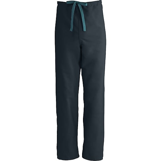 b4c49ceed9f Medline ComfortEase Unisex 4XL Reversible Scrub Pants, Black  (900DKW4XL-CM). https://www.staples-3p.com/s7/is/