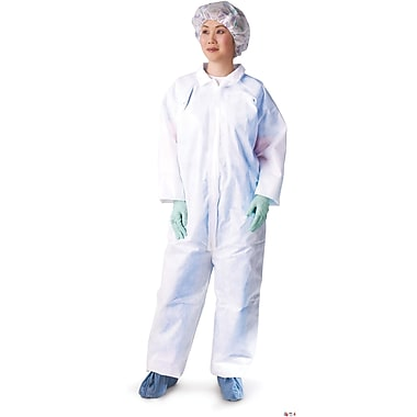 Medline Classic Breathable Coveralls