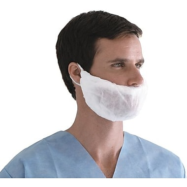 Pro Series Universal Beard Covers, White (NONSH400)