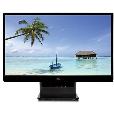 ViewSonic VX2370SMH-LED 23-Inch SuperClear IPS LED Monitor (Frameless Design, Full HD 1080p, 30M:1 DCR, HDMI/DVI/VGA)