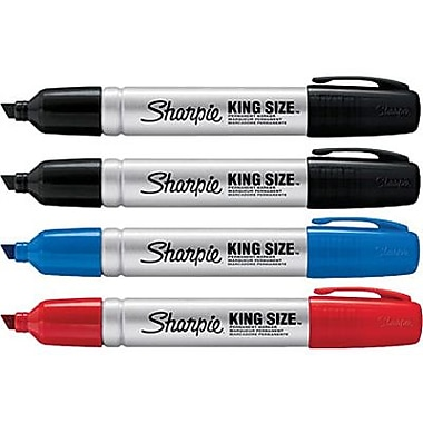 Sharpie® King Size Permanent Markers