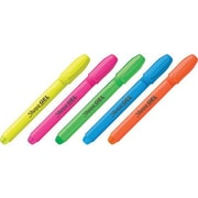 Sharpie® Gel Highlighters, Assorted Colours, 5/Pack