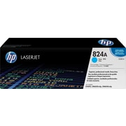 HP 824A (CB381A) Cyan Original LaserJet Toner Cartridge