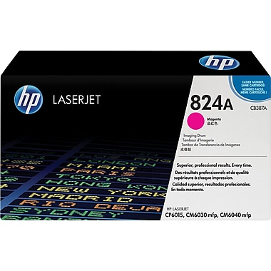 HP 824A (CB387A) Magenta Original LaserJet Drum