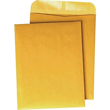 Quality Park Envelopes Kraft Catalogue 5-7/8