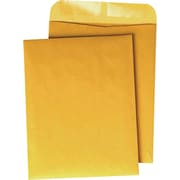 "Staples® Envelopes Kraft Catalogue 9"" x 12"", 500/Box - Gummed"
