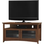Bush Furniture Buena Vista TV Stand, fits up to 50 inch TV, Serene Cherry (MY13646A-03)