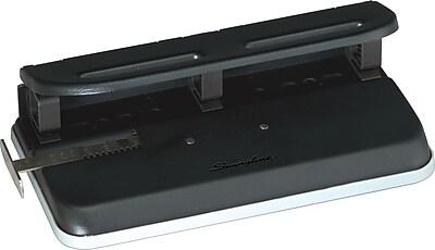 Swingline® Desktop 2- to 3-Hole Punch, 24 Sheet Capacity