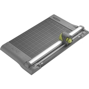 "Swingline® SmartCut™ 12"" Dial-A-Blade™ Rotary Paper Trimmer, 10 Sheet Capacity, Gray"