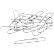Acco Recycled #1 Size Paper Clips, Smooth, 100/Pack