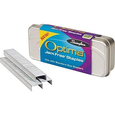 Swingline Optima Premium Staples, 1/4
