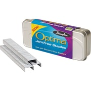 "Swingline® Optima™ Premium Staples, 1/4"" Length, 210/Per Strip, 3,750/Per Box (35556)"