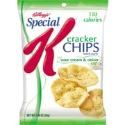 Kellogg's® Special K® Cracker Chips, Sour Cream & Onion, 6 Bags/Box