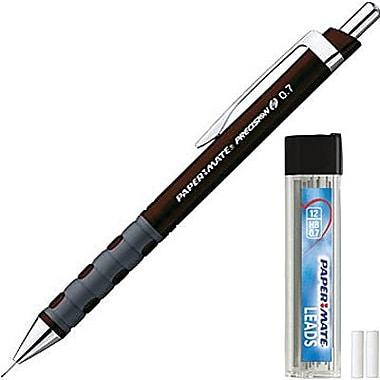 Papermate® - Portemine Precision, trousse de départ, 0,7 mm
