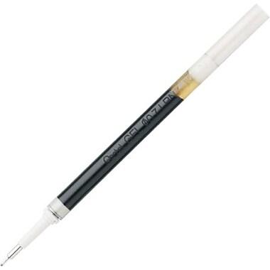 Pentel® - Recharges pour stylos Energel, 0,5 mm, noir