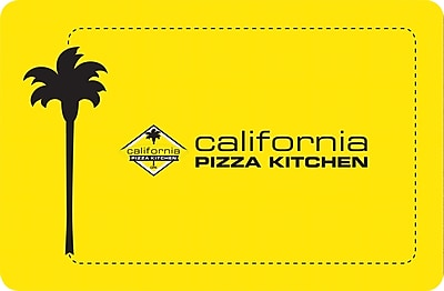 California Pizza Kitchen Gift Card $50