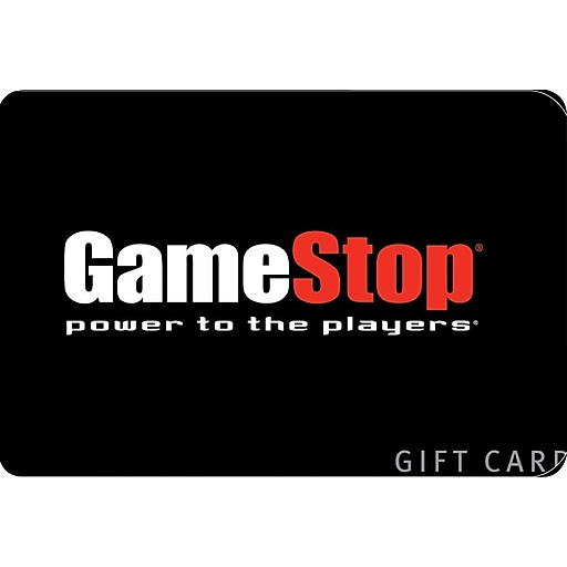 GameStop Gift Card $50 (Email Delivery)