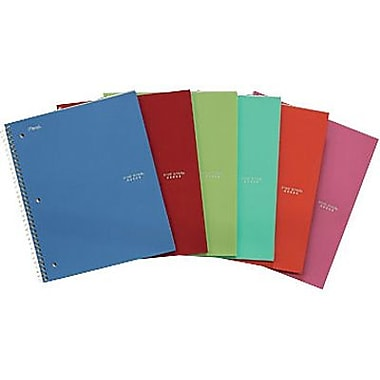 Five Star® 2-Subject Premium Notebooks, 11 x 8-1/2