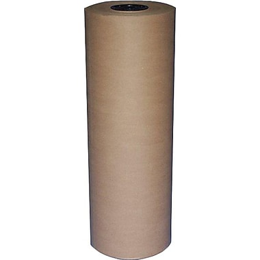 ICONEX/NCR Brown Kraft Postal Wrap Paper, 24