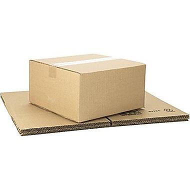 Boîtes en carton ondulé ICONEX/NCR kraft brun, 12 x 12 x 6 po, paq./25 (69226)