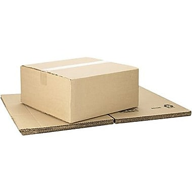 ICONEX/NCR Brown Kraft Corrugated Cartons, 14
