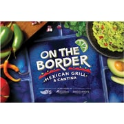 On the Border Gift Card $100 (Email Delivery)