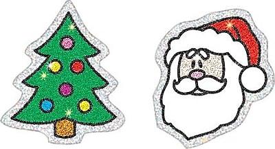 Carson-Dellosa Christmas Dazzle™ Stickers