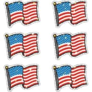 Carson-Dellosa Flags Dazzle™ Stickers