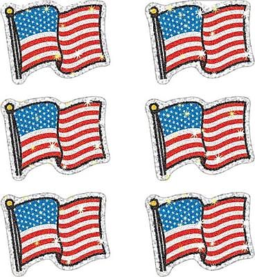 Carson-Dellosa Flags Dazzle™ Stickers