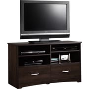 Sauder® Beginnings TV Stand, Cinnamon Cherry