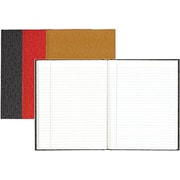 "Blueline® Executive Hardcover Notebook, 9-1/4"" x 7-1/4"", Assorted Ostrich-Like, 150 Pages"
