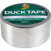 "Duck Tape® Brand Duct Tape, Chrome, 1.88""x 10 Yards"