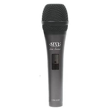 MXLMD – Microphone Dynamic, 40 Hz à 15 kHz