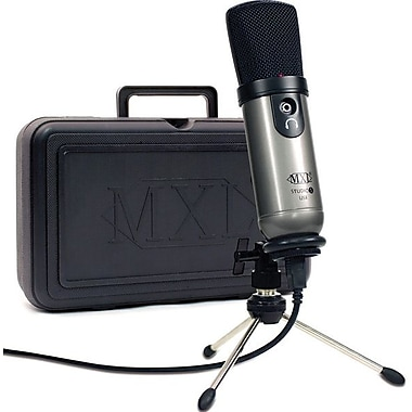 MXLMD – Trousse d'enregistrement USB, 40 Hz - 20 kHz