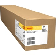 "Kodak Rapid-Dry Photographic Satin Wide Format Paper, 24"" x 100 ft."