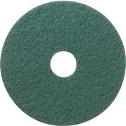 "3M™ Niagara Scrubbing Floor Pad, 20"", Green, 5/Pack"