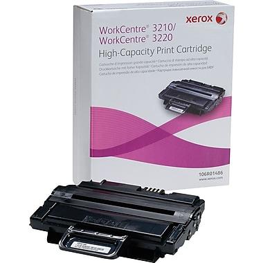 Xerox® – Cartouche de toner noire 106R01486, haut rendement