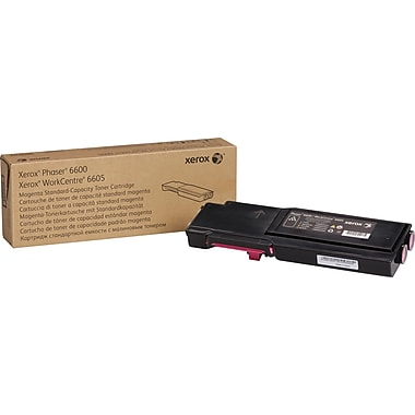 Xerox® 106R02242 Magenta Toner Cartridge
