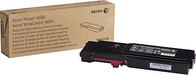 Xerox Magenta Toner Cartridge (106R02226), High Yield