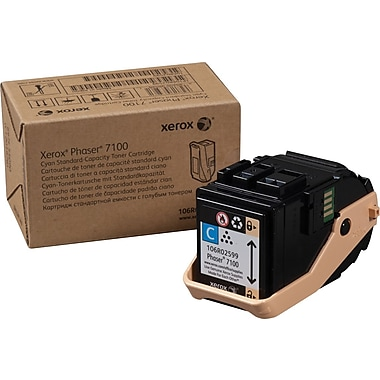 Xerox Phaser 7100 Cyan Toner Cartridge (106R02599)