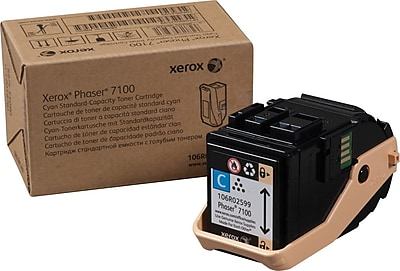 Xerox Phaser 7100 Cyan Toner Cartridge (106R02599)
