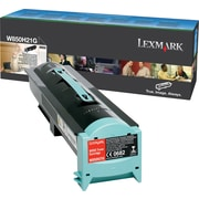 Lexmark W850H21G Black Toner, High Yield (W850H21G)