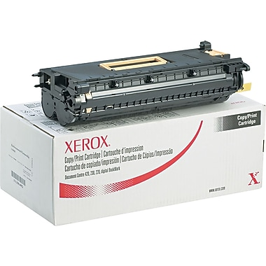 Xerox Environmental Partnership Black Toner Cartridge (113R482)